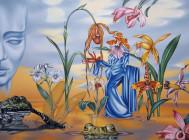 Добровольное сновидение или образ женщины, нарисованный воображением