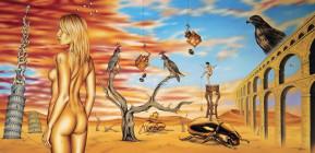 Рельефное выражение мыслей или путь во времени